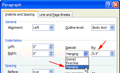 word2003-hanging-indent