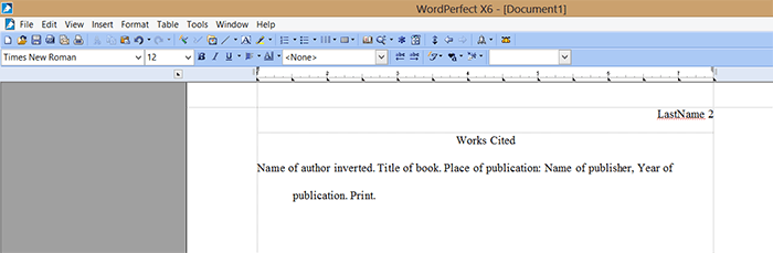 wordperfect-workscited