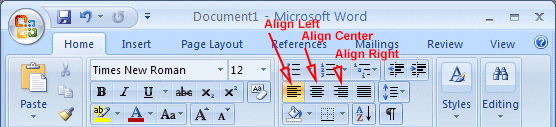 mla format in microsoft word
